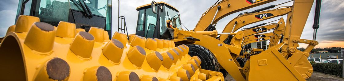 Equipment Hire | William Adams Cat