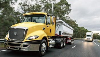 CAT® Trucks pick up the pace