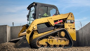 The New Cat® D Series Compact Range