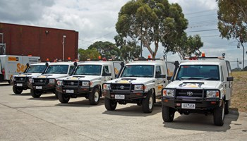 New Look Field Service Fleet Rolls Into Town
