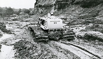 50th Anniversary of the Cat D5