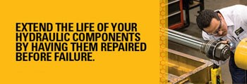 HYDRAULIC COMPONENTS LIFE EXTENSION