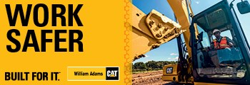 Work Safer - Next Generation 320 & 323 Excavators