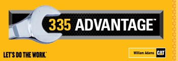 Cat 335 Advantage