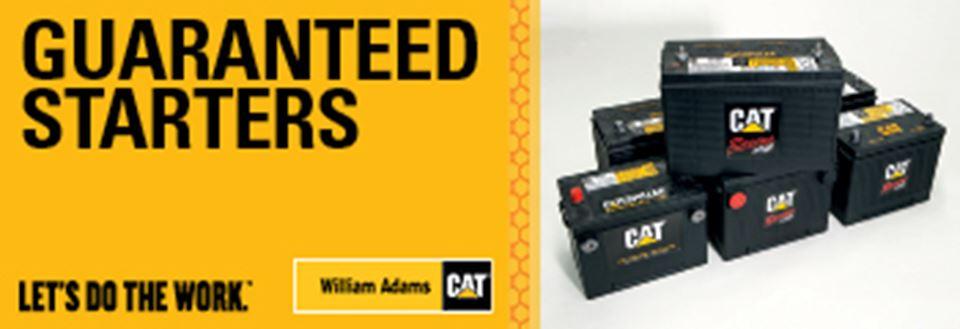Promotions | William Adams Cat