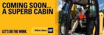 Cat 313 - 315 Next Generation Excavators - Cabin