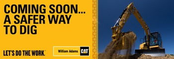 Cat 313 - 315 Next Generation Excavators - Safety