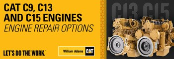 C9, C13 And C15 Engine Repair Options