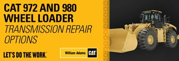 Transmission Repair Options - Cat 972 and 980 Wheel Loaders
