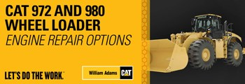 Engine Repair Options - Cat 972 and 980 Wheel Loaders