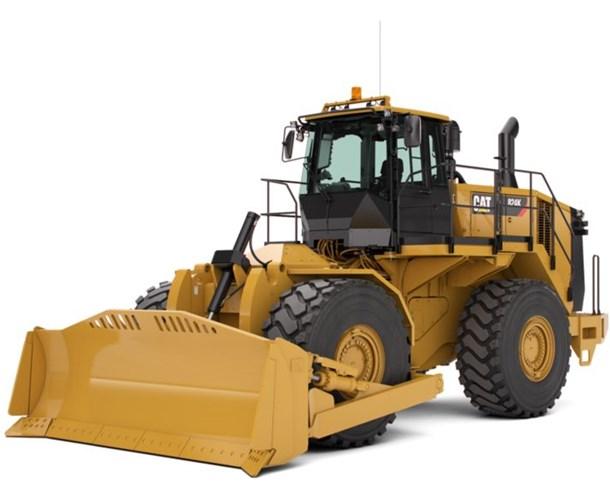Wheel Dozers - Caterpillar Equipment | William Adams Cat
