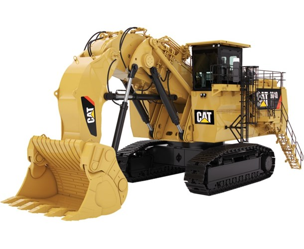 Frontless Hydraulic Shovels