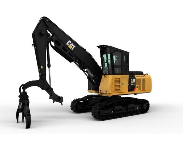 Forest Machines - Caterpillar Equipment | William Adams Cat